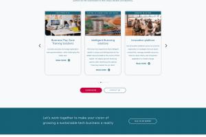 intech-ventures web